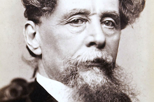 Charles Dickens. Photo / Creative Commons