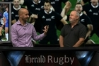 Gregor Paul and Wynne Gray discuss the upcoming Blues games, Benji Marshall and Ma'a Nonu.
