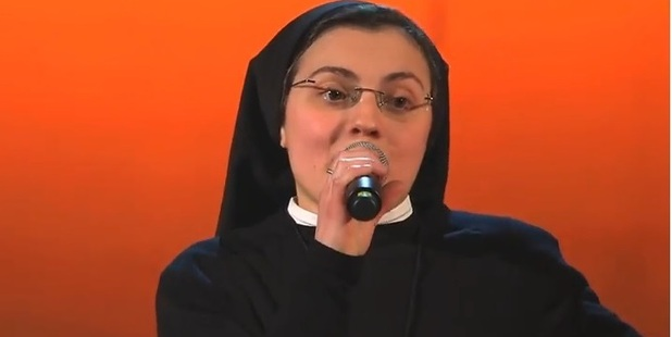 Sister Cristina Scuccia wowed judges on The Voice Italy.