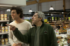 Max Boublil and Alain Chabat star in The Brats.