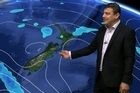 High pressure is dominating the South Island and a big chunk of the North Island this week and into the weekend.  A few showers are possible here and there – especially very top and very bottom.  
