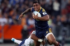 Malakai Fekitoa has been a revelation for the Highlanders, and at $7,630,000 is a high value fantasy pick. Photo / Getty Images