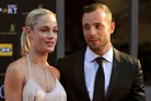 Messages show Reeva Steenkamp and Oscar Pistorius had pet names for each other. Photo / AP