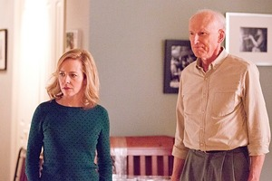 James Rebhorn, right, in a scene from Homeland. He has died at the age of 65.