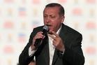 Recep Tayyip Erdogan hailed the attack. Photo / AP