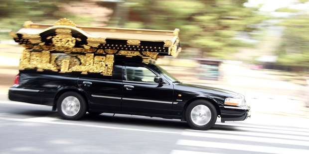 People often overspend on the casket because they don't want to seem cheap. Photo / Thinkstock