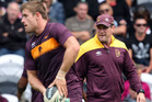Brisbane Broncos coach Anthony Griffin. Photo / Getty Images