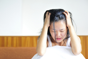 A study has shown that too much stress can lead to infertility in women. Photo / Thinkstock