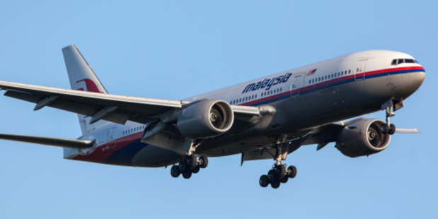 Australian film 'Deep Water' has been put on hold due to its similarities to the fate of Malaysia Airlines 370. Photo / file