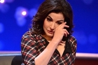 Celebrity chef Nigella Lawson.