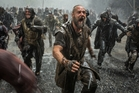 Russell Crowe has earned praise for his performance as Noah. Photo / AP