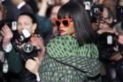 Rihanna attending Stella McCartney's 2014/2015 Autumn/Winter fashion show in Paris. Photo / AFP