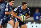 Join us for a live blog of the Super Rugby clash between the Blues and the Highlanders from Eden Park in Auckland. Photo / Getty Images.