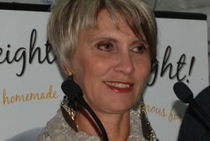 Inge Vercammen, commercial director, Van Dyck Fine Foods.