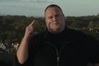 Mr Dotcom launched the online membership drive for his party this afternoon under the cloud of claims his ownership of a rare copy of Hitler's book Mein Kampf is evidence of Nazi sympathies.