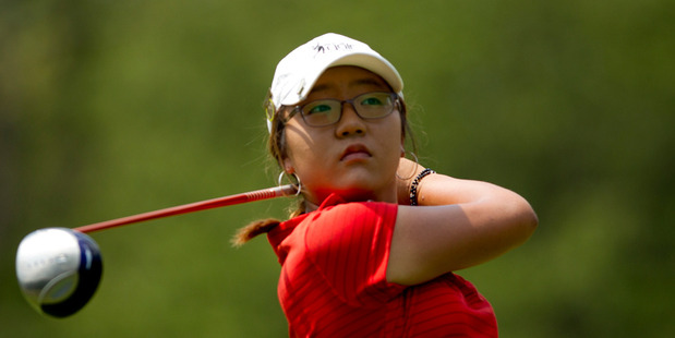 Lydia Ko will take a one-stroke lead into the final round of the JTBC Founders Cup in Phoenix as she chases her first win on the LPGA Tour for 2014. Photo / Getty Images.
