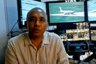 Zaharie Ahmad Shah the pilot of missing Malaysian Airlines Boeing 777 flight MH370. Photo / AP