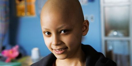 Ruby in 2007, following her chemotherapy treatments. Photo / Jane Ussher