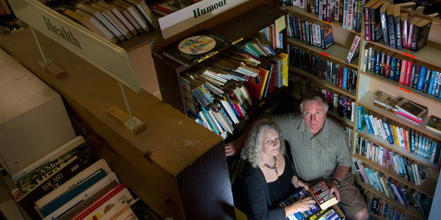 Ailsa and Neal Hawes are closing up after 20 years in business.