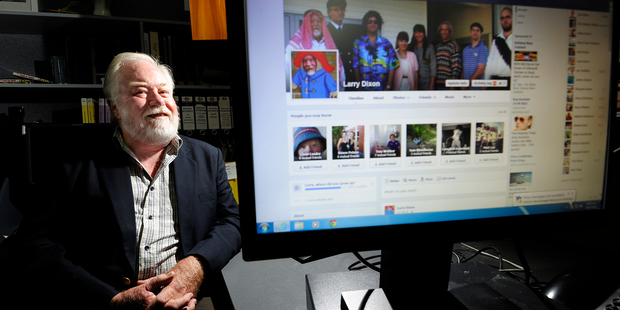 Otumoetai College teacher Larry Dixon has championed the appropriate use of Facebook to support learning.