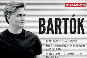 CD cover: Bartok.
