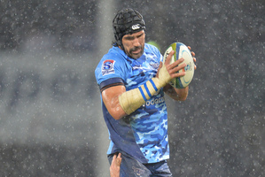 Victor Matfield of the Bulls. Photo / Getty Images