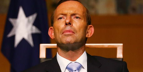 Tony Abbott's govt defines discrimination as acts that cause 'hurt feelings'. Photo / Getty Images