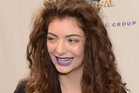 Lorde seen at Universal Music Brunch. Photo / Tonya Wise / AP