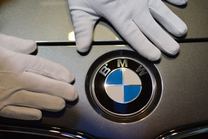 BMW says it is spending a lot on new technologies.Picture / AP