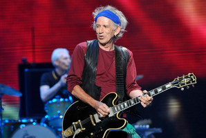 The Rolling Stones' planned June show in Tel Aviv is causing a backlash from pro-Palestinian activists.  (Photo/AP)
