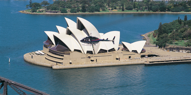 Those from New Zealand were the least likely - just 32 per cent identified as Australian. Photo / APN