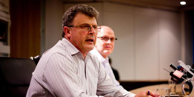 Gary Romano. Photo / Dean Purcell