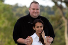 Kim Dotcom's wife, Mona, owns 26 per cent of the business. Photo / Michael Craig