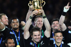 The only reason the NZRU gets away with its relative lack of interest in anything below All Blacks level is the lack of team sport opposition. Photo / APN