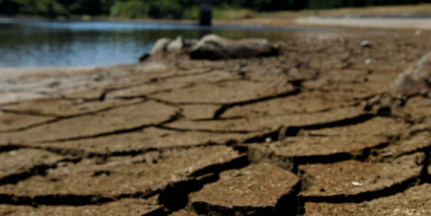 Research shows four areas have a distinct trend towards increased drought. Photo / NZ Herald