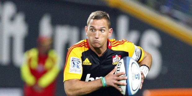 Aaron Cruden. FILE