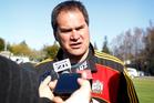 Coach Dave Rennie. Photo / APN