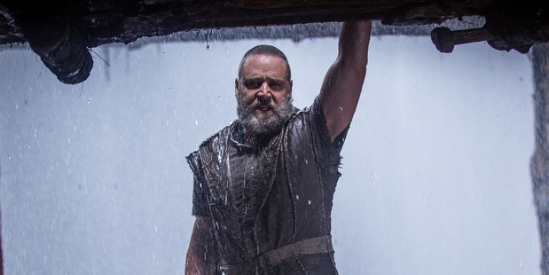 Playing Noah is Russell Crowe's big gig.