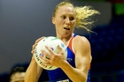 Laura Langman says the Mystics need to approach the match with the right mindset. Photo / Dean Purcell