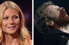 Gwyneth Paltrow and Chris Martin have decided to call it quits after 10 years of marriage. Photo / AP, NZH