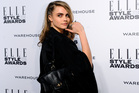 Model-of-the-moment, Cara Delevingne. Photo / Getty Images