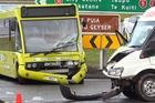 DANGEROUS TURN: The fourth worst intersection in the country, the corner of Hemo and Old Taupo Rds. Rotorua man Darren Knight was injured in this crash. PHOTO/FILE