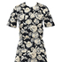 Juliette Hogan floral Lurex dress $419. juliettehogan.com
