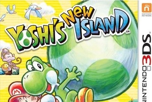 Yoshi's New Island From: Nintendo For: 3DS