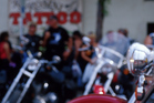 The commission says bikie gang members are major producers of amphetamines and heavily involved in other illicit drug markets, vehicle rebirthing and firearms trafficking. Photo / Thinkstock