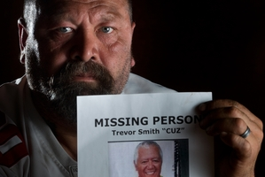 Peter Low wants help to find Trevor Smith.
