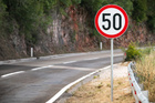 The lower speed limits are a good idea. Photo/Thinkstock