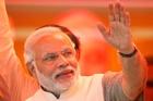 Opposition leader Narendra Modi. Photo / AP