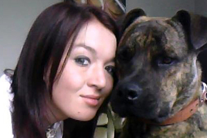 The alleged attacker may also be involved in the death of Amy Elizabeth Farrall (pictured)