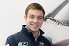 Hyundai driver Hayden Paddon.